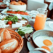 Blog Post : Healthy food. Diet and healthy breakfast recipe